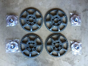 Bmw bbs Style 19 Wheels Machined For 3 piece Conversion