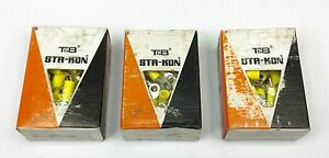 Thomas Betts 10rc 10 Copper Ring Terminal 12 10 Awg 10 set Of 150 New In Box