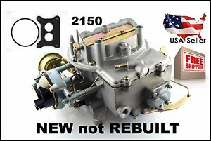 New Carburetor 2bbl Ford 2150 W Climate Choke Fits Many V8 Engines 302