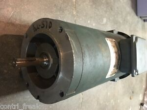 Reliance Electric T56s1018a Dc Motor 1hp 90v 1750rpm