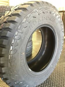 4 New 285 70r17 Road One Cavalry Mt Tires 285 70 17 70r17 Mud Tires