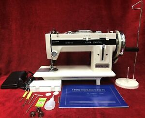 Walking Foot Industrial Strength Sewing Machine Heavy Duty Upholstery