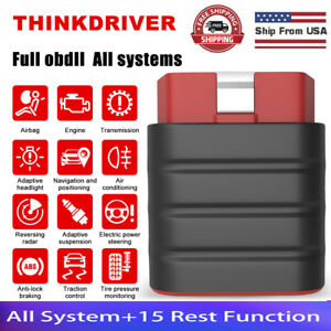 Automative Car Obd2 Code Reader Scanner Engine Analyzer Diagnostic Scanner Tool