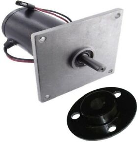 New Salt Spreader Motor With Hub Replaces Buyers 3005414 3005693 3005693