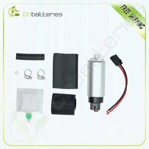 High Performance And High Pressure Electric Fuel Pump Kit Gss342 255lph