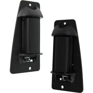 Extended Cab 3rd Third Side Door Handle Lh Rh Pair Set For Chevy Truck Cargo