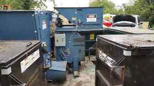 Cram a lot Cv 05 Vertical Trash Compactor