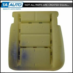 Oem Seat Bottom Cushion Pad Lh Driver Front Rear For 02 10 Super Duty Excursion