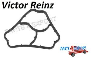 New Mini Cooper R50 R53 2002 2008 Victor Reinz Gasket Oil Filter Housingto Block