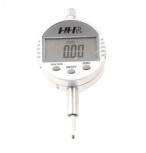 0 1 0 25mm Quick Action Electronic Indicator 4400 0110