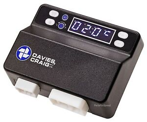 Davies Craig 0455 Digital Radiator Fans Controller Adjustable Temperature Range