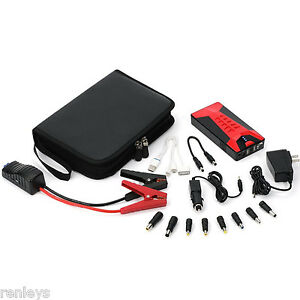 Brightech Portable Car Battery Jump Starter Handheld Jump Box Phone Charger New