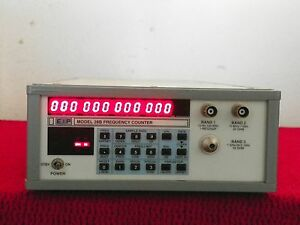 Eip 28b 12 Digit Microwave Frequency Counter 10hz To 26 5ghz 6 In Stock