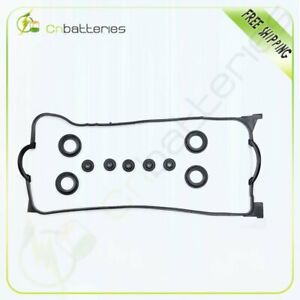 Valve Cover Gasket For 1992 1995 Honda Civic Ex Si 1 6l L4 D16z6 Engine