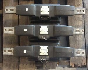 General Electric Ge Type Jkm 5 Current Transformer 600 5 Ratio14 4 Kv