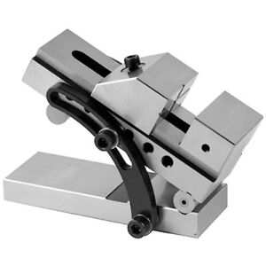 2 Precision Sine Vise With 2 5 8 Opening 3900 2603