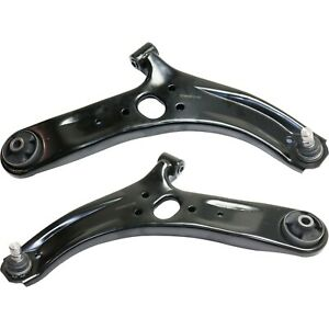 Control Arm Kit For 2012 2014 Kia Rio Fwd 2 Front Lower Control Arms