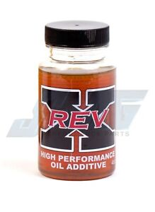Rev X Engine Oil Treatment 1 4 Oz For Powerstroke Cummins Duramax Turbo Diesel