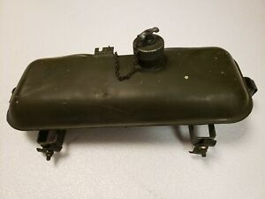 Gas Tank For Small Equipment Go Carts Generators 1 Gallon Portable Backup Tank