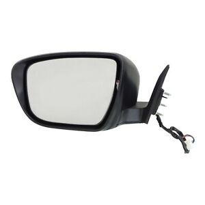 Kool Vue Power Mirror For 2014 2016 Nissan Rogue Driver Side