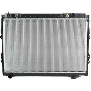 Radiator For 93 98 Toyota T100 1 Row