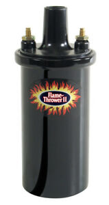 Pertronix Flame Thrower Ii Coil Black 45 000 Volt 45011