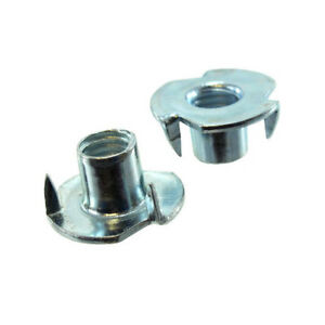 1 2 Stainless Steel Tee Nuts box Of 100