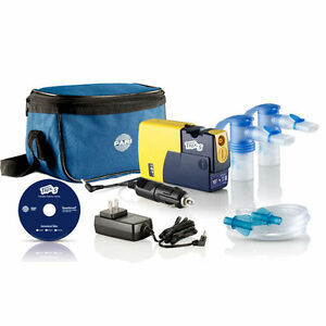 Pari Trek S Lithium Ion Powered Battery Operated Portable Compressor System