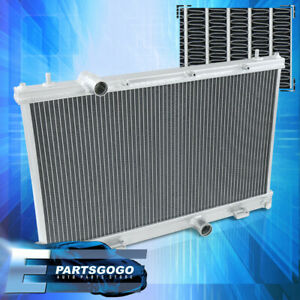 03 05 Dodge Neon Srt4 2 4 2 Row Dual Core Bolt On Full Aluminum Racing Radiator