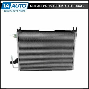 Ac Condenser A C Air Conditioning For Dodge Ram 1500 2500 3500 Pickup Truck New
