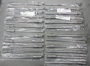 Lot Of 24 Wdm 200 250 Ml Fluidline Injection Needles