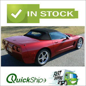1998 2004 Corvette Convertible Top With Defroster Glass Window C5
