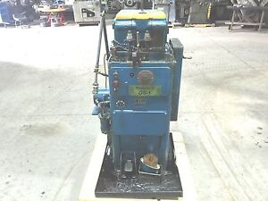 Fellows Fine Pitch 3 Gear Shaper 440 Volt