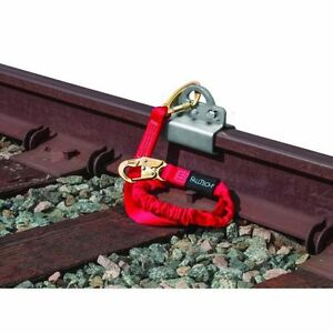 Falltech Fall Protection Railway Tie Anchor Kit