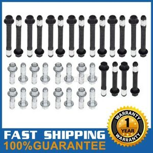 Sbc Head Bolt Kit For Chevy Racing 283 305 327 350 377 383 400 406