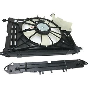 Radiator Cooling Fan For 2014 2016 Toyota Corolla
