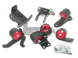 Innovative Replacement Steel Engine Motor Mounts 60a 06 11 Honda Civic Si New