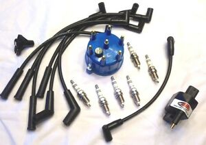 1991 1999 Jeep 4l 4 0l Ignition Tune Up Kit Crt Powerboost Plus Xj Yj Tj Zj