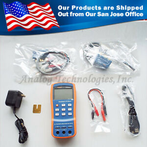 Th2822c Portable Handheld Pro Lcr 0 3 Up To 100khz Esr Meter Tester 5 terminal