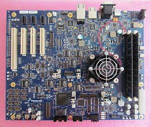 Nxp Freescale P3060qds Reference Board Hosting The Six core P3060 Soc