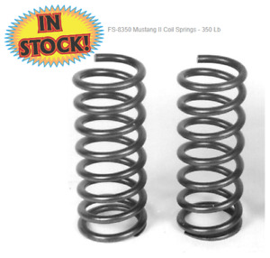 Chassis Engineering Fs 8350 Mustang Ii Coil Springs 350 Lb