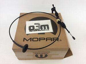Dodge Ram 1500 2500 3500 Auto Transmission 46re 47re 48re Shift Control Cable