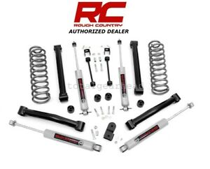 1993 1998 Jeep Grand Cherokee Zj 3 5 Suspension Lift Kit Fits 6cyl 636 20
