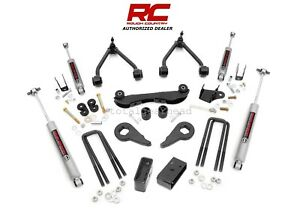 1988 1998 Chevrolet Gmc 1500 4wd 2 3 Rough Country Suspension Lift Kit 16530