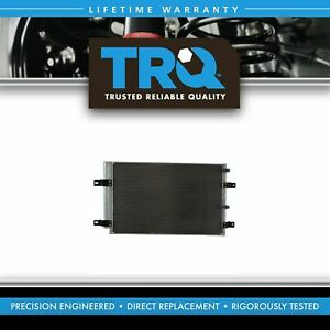 Ac Condenser A c Air Conditioning W Receiver Drier For Ford Edge Lincoln Mkx