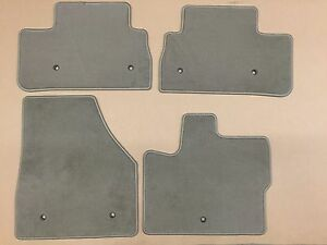 Land Rover Lr2 Oem Floor Carpet Mats Nutmeg Tan 2013 2015
