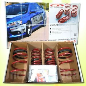 Eibach Sportline Lowering Springs Set 15 Ford Mustang Gt Coupe Conv 1 5 f 1 3 r