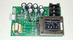 Power Transformer Pc40 110 Tamura Plt56 32 130b Circuit Board
