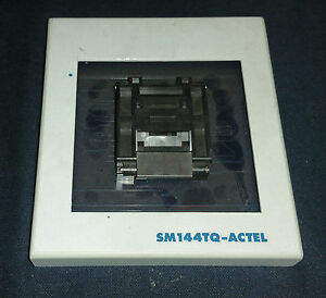 Actel Fixture Sm144tq actel Used Excellent Condition c2b3