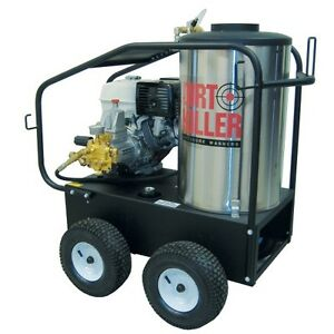 Dirt Killer H3612 Hot Water Gas Pressure Washer 3500 Psi 4 2 Gpm Power